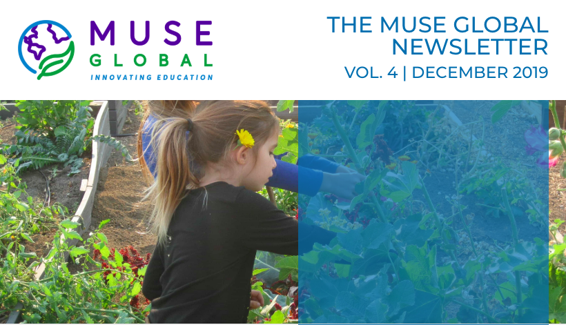 MUSE GLOBAL NEWSLETTER | DECEMBER 2019 EDITION