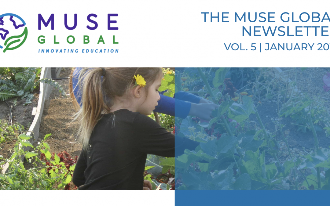 MUSE GLOBAL NEWSLETTER | JANUARY 2020 EDITION