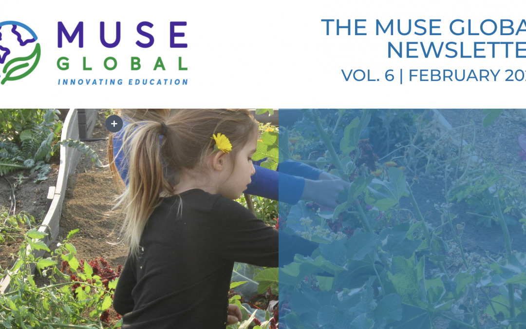 MUSE GLOBAL NEWSLETTER | FEBRUARY 2020 EDITION